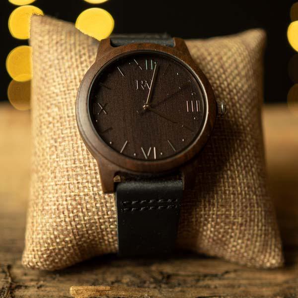Echte unieke houten horloges