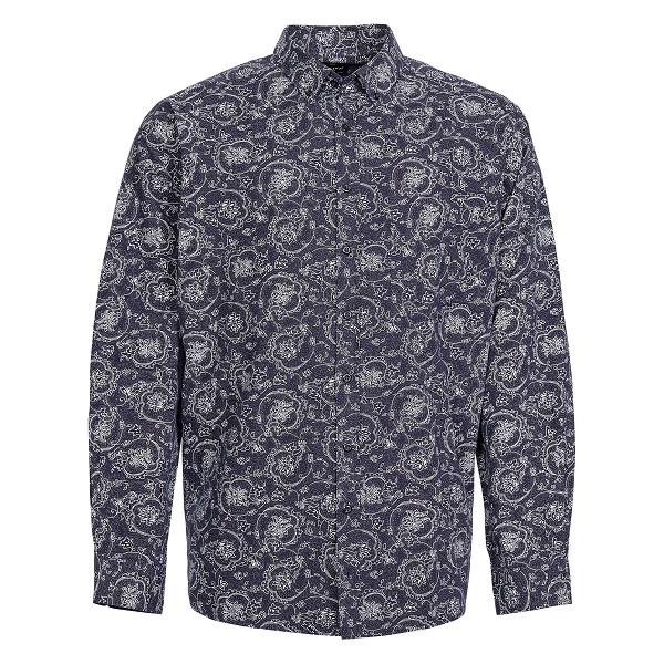 overhemd replika voor mannen met plussize