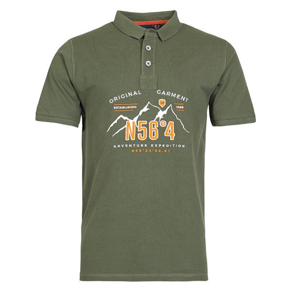 North 56.4 polo